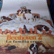 Cine: BEETHOVEN 2 LA FAMILIA CRECE - CHARLES GRODIN, BONNIE HUNT,CHRIS PENN, DEBI MAZAR. Lote 26657289