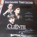 Cine: EL CLIENTE - SUSAN SARANDON, TOMMY LEE JONES, BRAD RENFRO, MARY-LOUISE PARKER. Lote 26772916