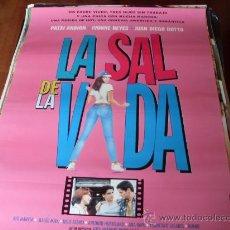 Cine: LA SAL DE LA VIDA - IVONNE REYES, FIORELLA FALTOYANO, PATXI ANDIÓN, KITI MANVER, ANTONIO HORTELANO. Lote 26772951