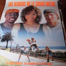 Cine: LOS BLANCOS NO LA SABEN METER - WOODY HARRELSON, WESLEY SNIPES, ROSIE PÉREZ, TYRA FERRELL. Lote 26051145
