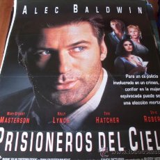 Cine: PRISIONEROS DEL CIELO - ALEC BALDWIN, KELLY LYNCH, TERI HATCHER, MARY STUART MASTERSON. Lote 25856209