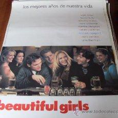 Cine: BEAUTIFUL GIRLS - UMA THURMAN, MATT DILLON, NATALIE PORTMAN - DIR.TED DEMME. Lote 180924217