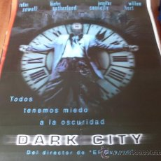 Cine: DARK CITY - RUFUS SEWELL, KIEFER SUTHERLAND, WILLIAM HURT, JENNIFER CONNELLY - DIR. ALEX PROYAS. Lote 25384892