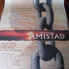 Cine: AMISTAD - MATTHEW MCCONAUGHEY, MORGAN FREEMAN, ANTHONY HOPKINS - DIR. STEVEN SPIELBERG. Lote 26841962