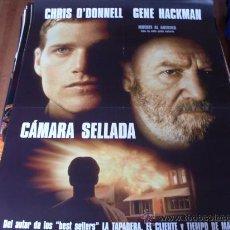 Cine: CAMARA SELLADA - CHRIS O'DONNELL, GENE HACKMAN, FAYE DUNAWAY, ROBERT PROSKY. Lote 26841967