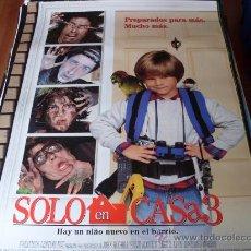 Cine: SOLO EN CASA 3 - ALEX D. LINZ, OLEK KRUPPA, RYA KIHLSTEDT, LENNY VON DOHLEN. Lote 26841980