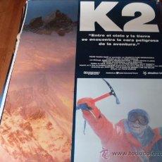 Cine: K2 - MICHAEL BIEHN, MATT CRAVEN, PATRICIA CHARBONNEAU - MONTAÑISMO. Lote 26180648