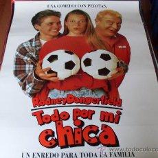 Cine: TODO POR MI CHICA - RODNEY DANGERFIELD, JACKÉE HARRY, JONATHAN BRANDIS, VINESSA SHAW. Lote 26910869