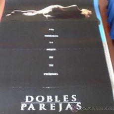 Cine: DOBLES PAREJAS - KEVIN KLINE, MARY ELIZABETH MASTRANTONIO, KEVIN SPACEY - DIR.ALAN J. PAKULA. Lote 25289180