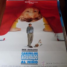 Cine: CARIÑO HE AGRANDADO AL NIÑO - RICK MORANIS, MARCIA STRASSMAN, ROBERT OLIVERI, LLOYD BRIDGES. Lote 26862079