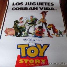 Cine: TOY STORY - ANIMACION - AÑO 1995 (CARTEL PREVIO). Lote 24062698
