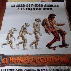 Cine: EL HOMBRE DE CALIFORNIA - SEAN ASTIN, BRENDAN FRASER, PAULY SHORE, MEGAN WARD, ROBIN TUNNEY. Lote 23734056