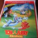 Cine: TOM Y JERRY LA PELICULA - ANIMACION. Lote 25922775
