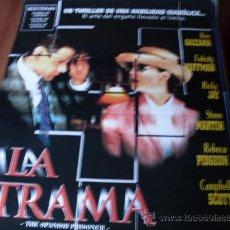 Cine: LA TRAMA (EL PRISIONERO ESPAÑOL)- CAMPBELL SCOTT, STEVE MARTIN, REBECCA PIDGEON, BEN GAZZARA. Lote 26935184