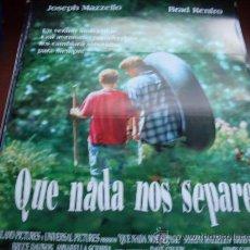 Cine: QUE NADA NOS SEPARE - BRAD RENFRO, JOSEPH MAZZELLO, ANNABELLA SCIORRA, JEREMY HOWARD. Lote 49594746