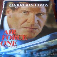 Cine: AIR FORCE ONE - HARRISON FORD, GARY OLDMAN, GLENN CLOSE, WILLIAM H. MACY. Lote 25358277