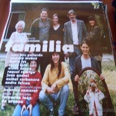 Cine: FAMILIA - JUAN LUIS GALIARDO, AMPARO MUÑOZ, ÁGATA LYS, ELENA ANAYA - DIR. FERNANDO LEON DE ARANOA. Lote 40737668