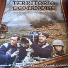 Cine: TERRITORIO COMANCHE - IMANOL ARIAS, CARMELO GOMEZ. Lote 25594308