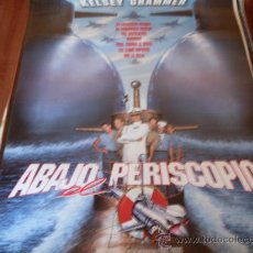 Cine: ABAJO EL PERISCOPIO - KELSEY GRAMMER, LAUREN HOLLY, ROB SCHNEIDER, HARRY DEAN STANTON. Lote 26883247