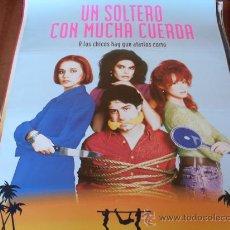 Cine: UN SOLTERO CON MUCHA CUERDA - ZACH GALLIGAN, TERI HATCHER, LARA HARRIS, ABEL FOLK. Lote 26951779