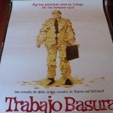 Cine: TRABAJO BASURA - JENNIFER ANISTON, RON LIVINGSTON, STEPHEN ROOT, GARY COLE -- DIR.MIKE JUDGE. Lote 26951817