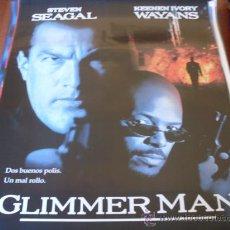 Cine: GLIMMER MAN - STEVEN SEAGAL, KEENEN IVORY WAYANS, BOB GUNTON, BRIAN COX. Lote 26703168