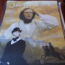 Cine: JANE EYRE - WILLIAM HURT, CHARLOTTE GAINSBOURG, ANNA PAQUIN - DIR. FRANCO ZEFFIRELLI. Lote 25922783