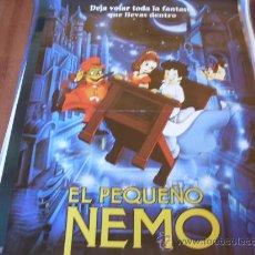 Cine: EL PEQUEÑO NEMO - ANIMACION - AÑO 1989. Lote 23854369