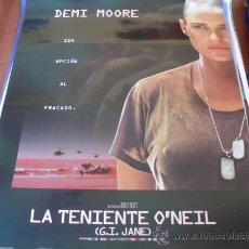 Cine: LA TENIENTE O'NEIL - DEMI MOORE, VIGGO MORTENSEN, ANNE BANCROFT, JASON BEGHE, JIM CAVIEZEL. Lote 26951823