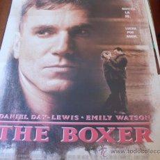 Cine: THE BOXER - DANIEL DAY-LEWIS, EMILY WATSON, BRIAN COX, KEN STOTT - DIR. JIM SHERIDAN. Lote 27008020