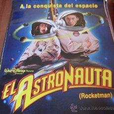 Cine: EL ASTRONAUTA (ROCKETMAN) - HARLAND WILLIAMS, JESSICA LUNDY, WILLIAM SADLER, JEFFREY DEMUNN. Lote 27008034