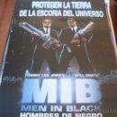 Cine: MEN IN BLACK HOMBRES DE NEGRO - TOMMY LEE JONES, WILL SMITH, LINDA FIORENTINO. Lote 29196983