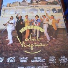 Cine: ORQUESTA CLUB VIRGINIA - JORGE SANZ, ANTONIO RESINES, SANTIAGO RAMOS, EMMA SUAREZ. Lote 25195652