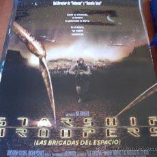 Cine: STARSHIP TROOPERS LAS BRIGADAS DEL ESPACIO - CASPER VAN DIEN, DINA MEYER - DIR. PAUL VERHOEVEN. Lote 29197002