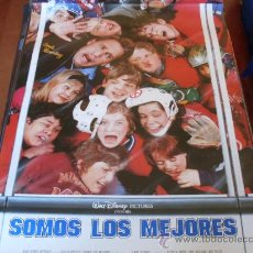 Cine: SOMOS LOS MEJORES - EMILIO ESTÉVEZ, JOSS ACKLAND, LANE SMITH, HEIDI KLING, JOSHUA JACKSON. Lote 133083051