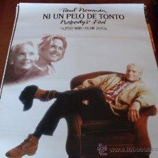 Cine: NOBODY'S FOOL NI UN PELO DE TONTO - PAUL NEWMAN, JESSICA TANDY, BRUCE WILLIS. Lote 27085655