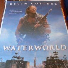 Cine: WATERWORLD - KEVIN COSTNER, JEANNE TRIPPLEHORN, DENNIS HOPPER, TINA MAJORINO. Lote 41739885