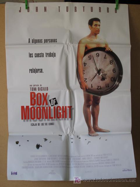 Caja de luz de luna