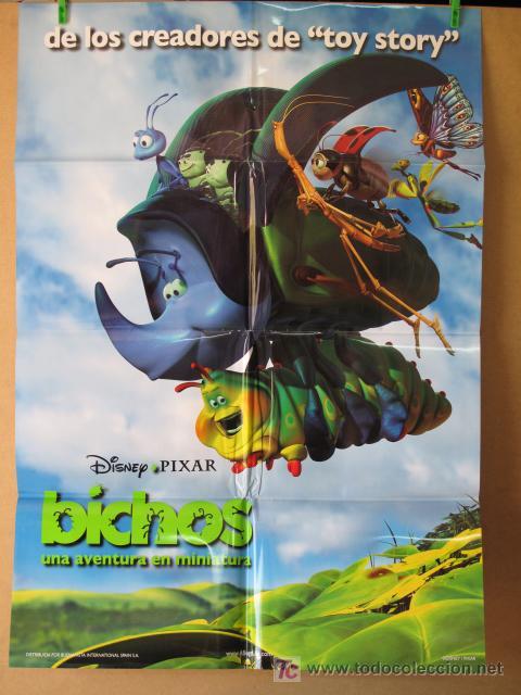 BICHOS (Cine - Posters y Carteles - Infantil)