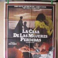 Cine: LA CASA DE LAS MUJERES PERDIDAS. Lote 30686146