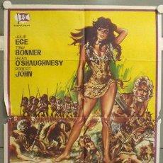 Cine: TO19D HAMMER COLECCION 15 POSTERS ORIGINALES ESPAÑOLES 70X100. Lote 19841812