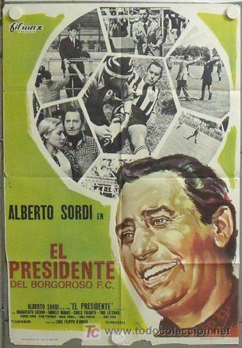 Cine: MN57 FUTBOL COLECCION 9 POSTERS ORIGINALES ESPAÑOLES 70X100 - Foto 9 - 19845976