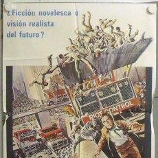 Cine: MN61 FANTASTICO CIENCIA-FICCION COLECCION 28 POSTERS ORIGINALES ESPAÑOLES 70X100. Lote 19844569