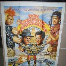 Cine: DOS SABUESOS DESPISTADOS TOM HANKS POSTER ORIGINAL 70X100 . Lote 19859514