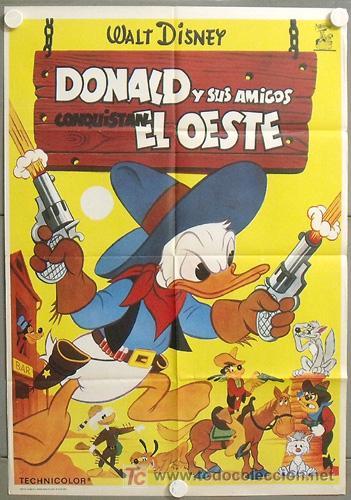 Cine: MN84 WALT DISNEY COLECCION 11 POSTERS ORIGINALES ESPAÑOLES 70X100 - Foto 5 - 19857348