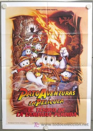Cine: MN84 WALT DISNEY COLECCION 11 POSTERS ORIGINALES ESPAÑOLES 70X100 - Foto 8 - 19857348