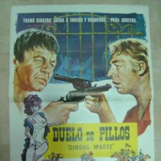Cine: DUELO DE PILLOS - FRANK SINATRA, GEORGE KENNEDY - AÑO 1971. Lote 20037710
