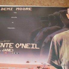 Cine: LA TENIENTE O'NEIL (DEMI MOORE) GRAN TAMAÑO. Lote 27554308