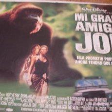 Cine: MI GRAN AMIGO JOE WALT DISNEY (CHARLIZE THERON) GRAN FORMATO. Lote 23302458