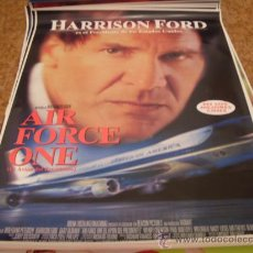 Cine: AIR FORCE ONE (HARRISON FORD) GRAN FORMATO. Lote 27533526